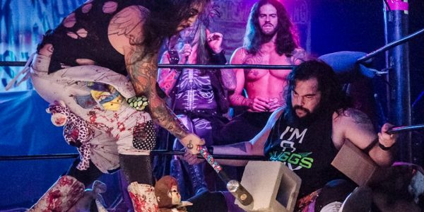 Freakshow Wrestling delivers a one two punch like you've never seen before!
