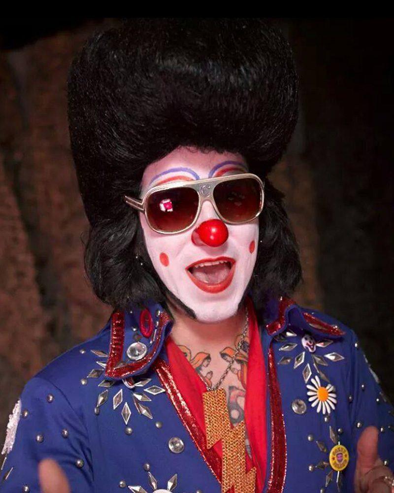 Clownvis – Freakshow Wrestling
